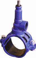 NCS PN16 spotting drill self-spotting pressure spotting drill for PVC and PE pipes