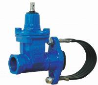Nawiertka wodociągowa NWZ NT PN16 do rur żeliwnych, stalowych i AC