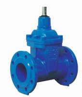 PN16 ROW 15 flange valve wedge with replaceable stem wedge seal (gray cast iron)