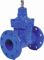 PN16 ROW 15 flange valve wedge (spheroidal cast iron)
