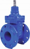 PN16 ROW 14 flange valve wedge (gray cast iron)