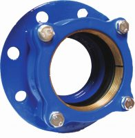 Pipe-flange joint PN16 for PE pipes