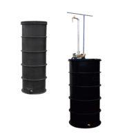 studzienki do poboru próbek wody akwa