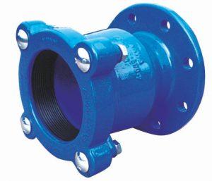 Złącze wodociągowe firmy AKWA