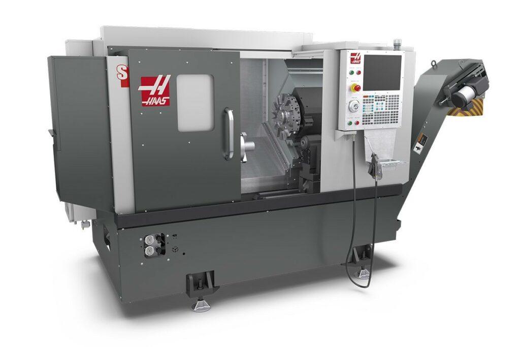 Maszyna do obróbki skrawaniem Haas w AKWIE